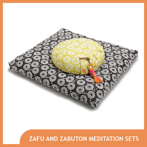 Best Zafu and Zabuton Meditation Cushion Set