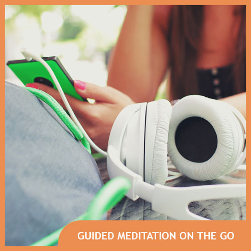 Guided Meditation on the Go with Grokker