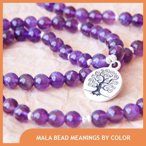 mala bead meaning by color