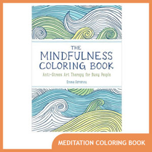 Meditation Coloring Books