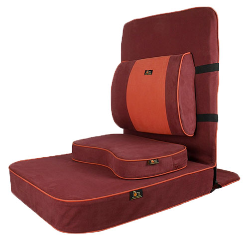 Meditation Floor Chair With Back Support