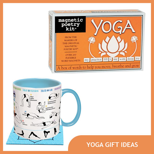 Yoga Gift Ideas for Yogis and Beginners