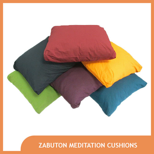 zabuton meditation mats and cushions