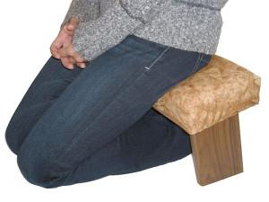 Kneeling Meditation Bench