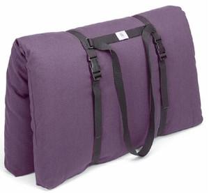 portable zabuton yoga mat cushion