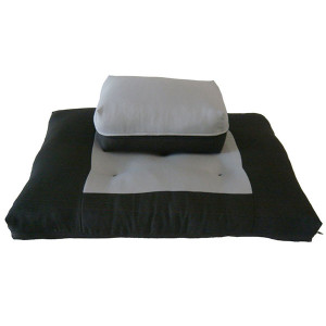 rectangle zafu zabuton cushion set