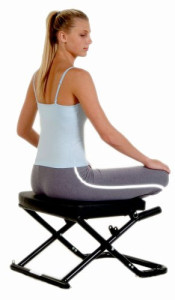 Health Mark Yogacise Yoga and Exercise Bench