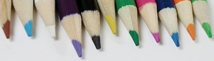Colored Pencils, Pens, and Markers for Adult Coloring Books