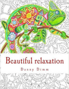 Beautiful Relaxation Coloring Book For Everyone