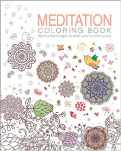 Meditation Coloring Book for Adults