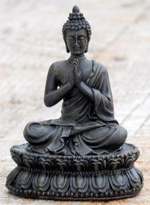 Buddha Namaste Statue