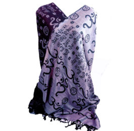 Meditation Shawls and Scarves