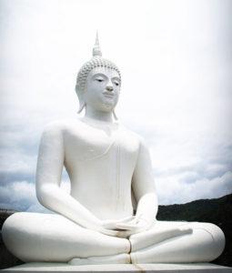 Guided Meditation Meditating Buddha