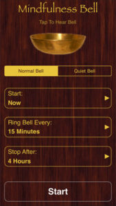 Mindfulness Bell Apps