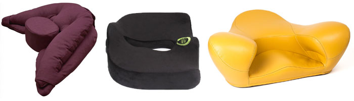 Ergonomic Cushion & Seats for Floor Meditation