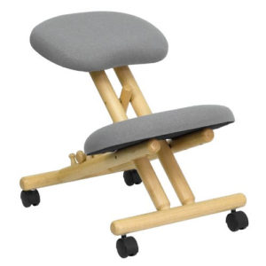 Ergonomic Kneeling Chair for Meditation